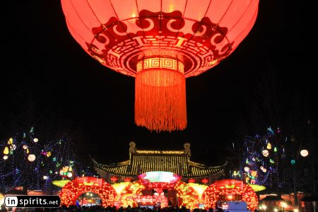 Nanjing's Lantern Festival at the Confucius Temple