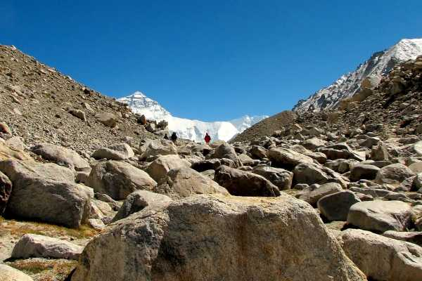 The Adventure of Trekking in the Himalayas